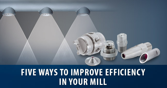 5 ways to improve efficiency in your paper mill